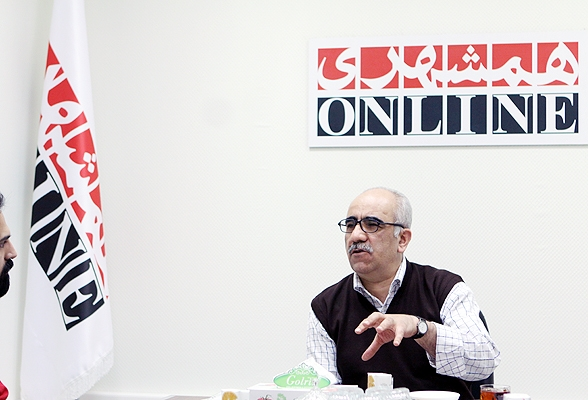 چهره به چهره با دبیر جشنواره بیستم مطبوعات در همشهری آنلاین