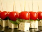 سبزیجات و پنیر