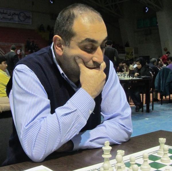 شطرنجباز آذربایجانی قهرمان جام خزر شد