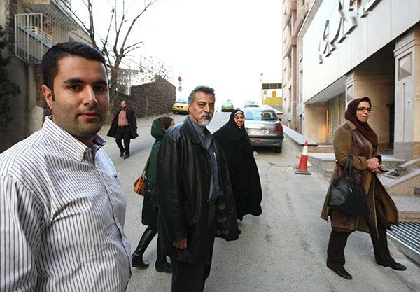 گزارش تصویری دیدار پروفسور العطاس از همشهری آنلاین