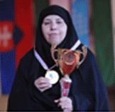 خوزستان و اصفهان قهرمان شطرنج بانوان نابینای کشور شدند