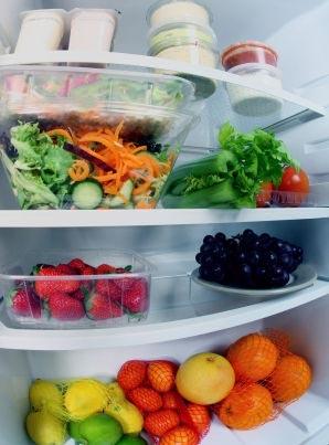 بهترین راه برای نگهداری مواد غذایی در یخچال