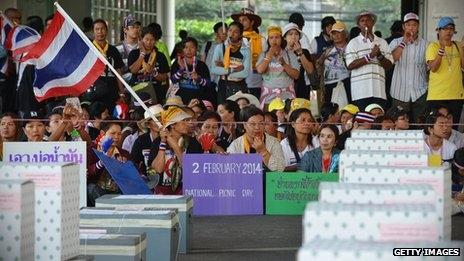 دادگاه درخواست مخالفان دولت تایلند را رد کرد