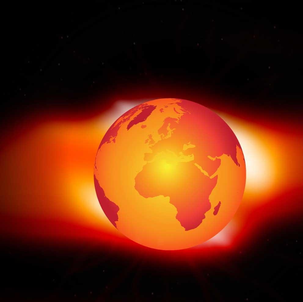 سال ۲۰۱۴ گرمترین سال تاریخ خواهد بود