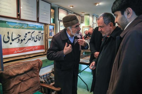 گزارش تصویری از بازدیدهای رئیس شورای شهر تهران در منطقه یک