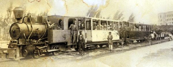 تاریخچه احداث راه آهن در ایران