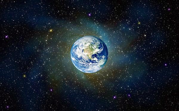 نگاه فضا نوردان به زمین