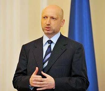 رئیس جمهور موقت اوکراین بیانیه استقلال کریمه را باطل اعلام کرد