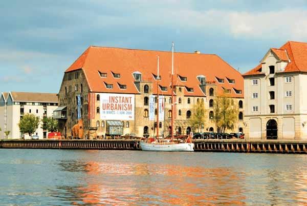 معماری - دانمارک