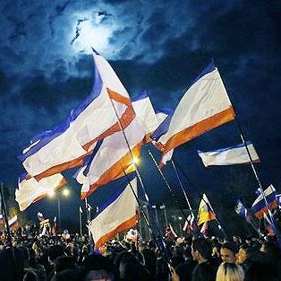 پارلمان کریمه طرح استقلال این منطقه را تصویب کرد