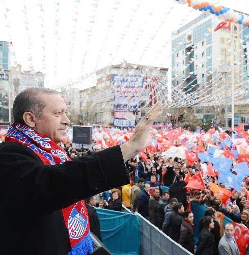 اردوغان: حاضرم استعفا دهم