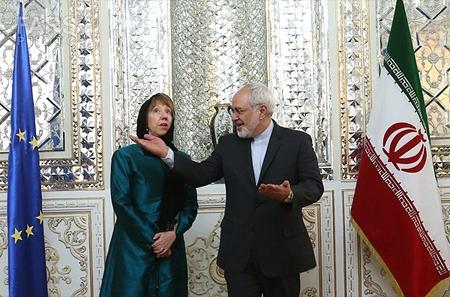 کاترین اشتون,محمدجواد ظریف,سیاستخارجی