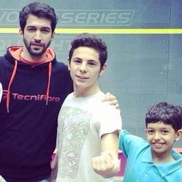 Squash Team