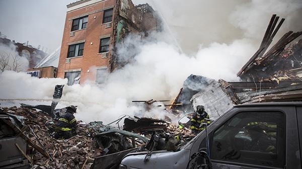 انفجار در نیویورک