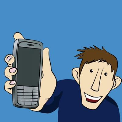 آیا تو یک معتاد به گوشی همراه هستی
