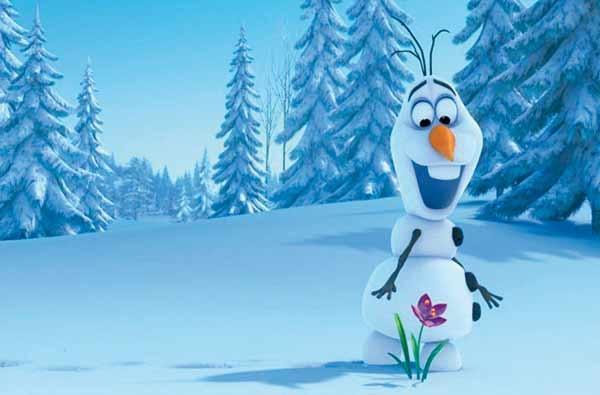 انیمیشن برنده اسکار یخ زده