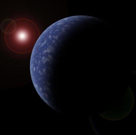 هر کوتوله قرمز دست کم یک سیاره دارد