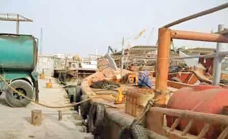 قاچاق سوخت، محیطزیست دریایی را تهدید میکند