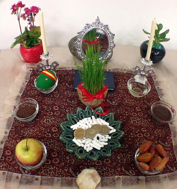 هفتسین همشهری آنلاین برای نوروز ۹۳