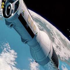 پمپ بنزین فضایی