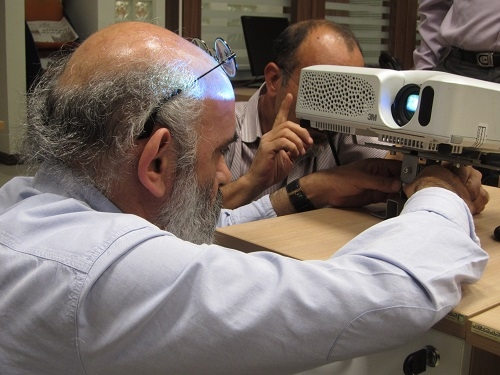 چند عکس متفاوت از سردبیر همشهری آنلاین