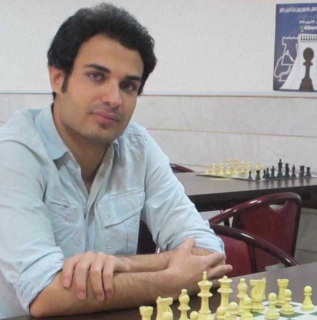 امید نوروزی مقتدرانه قهرمان شطرنج بینالمللی بهین بازآفرین البرز شد