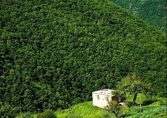 آشنایی با جاذبههای گردشگری ارسباران - آذربایجانشرقی