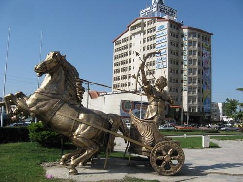 آشنایی با  جاذبههای طبیعی و تاریخی ساری - مازندران