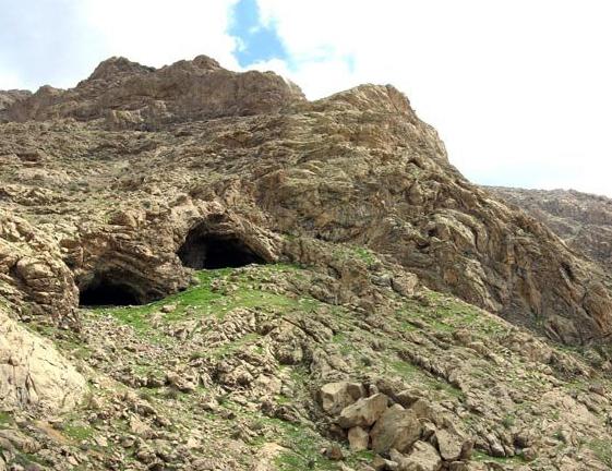 آشنایی با غار دواشکفت - کرمانشاه