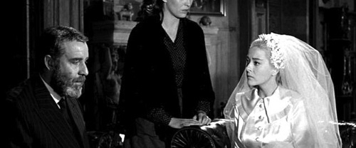 نمایی از فیلم ویردیانا یکی از مهمترین ساخته های لوئیس بونوئل محصول ۱۹۶۱