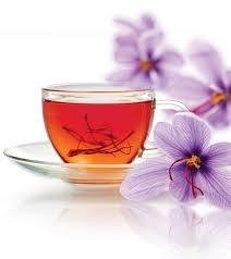 آشنایی با خواص چای زعفران