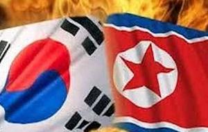 کره شمالی ۱۰۰ گلوله به سمت جنوب شلیک کرد