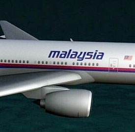 Malaysia Airlines Flight ۳۷۰