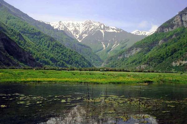 جاذبههای گردشگری غرب مازندران