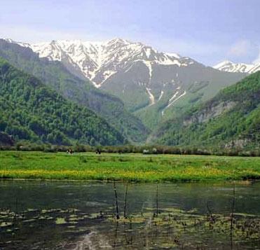 آشنایی با جاذبههای طبیعی، تاریخی و گردشگری غرب مازندران