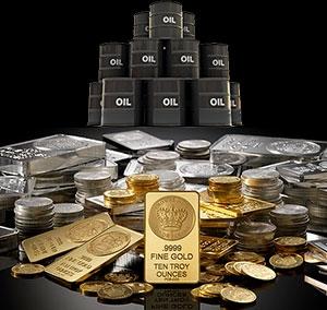 oil gold