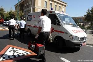 آمادهباش بیمارستانها و اورژانسهای تامیناجتماعی تهران در ایام نوروز