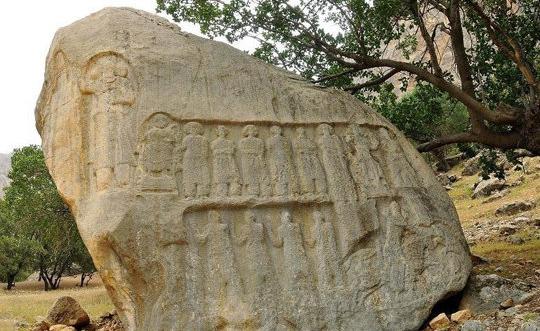 تنگه تاریخی سولک