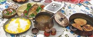 غذاهایی که افراد سرد مزاج و گرم مزاج در نوروز باید بخورند