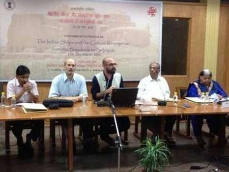 بررسی آثار نفوذ فرهنگ ایرانی در هند