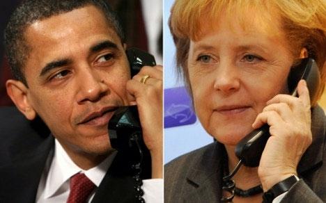 تلاش اوباما و مرکل برای اعمال تحریمهای جدید علیه روسیه