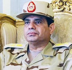 سیسی رسما نامزد انتخابات رایاست جمهوری مصر شد