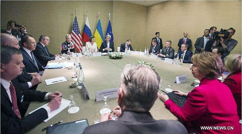 توافق ژنو در باره اوکراین تاکنون ثمری نداشته است