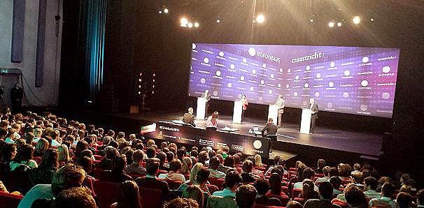 مناظره تلویزیونی نامزدهای ریاست کمیسیون اروپا