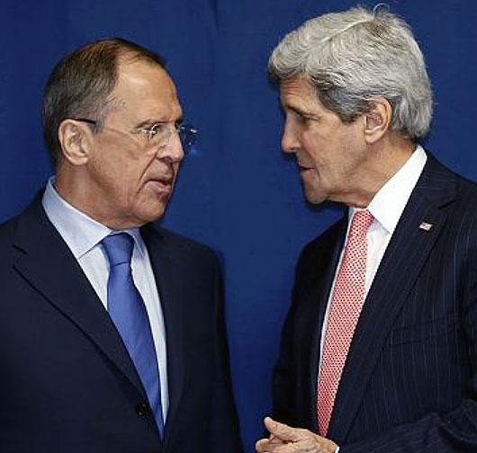 جنگ لفظی کرملین و کاخ سفید بر سر اوکراین