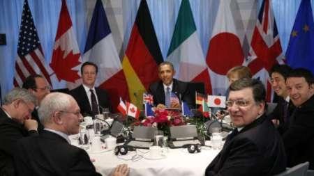 گروه ۷ تحریم های جدیدی علیه روسیه اجرا می کند
