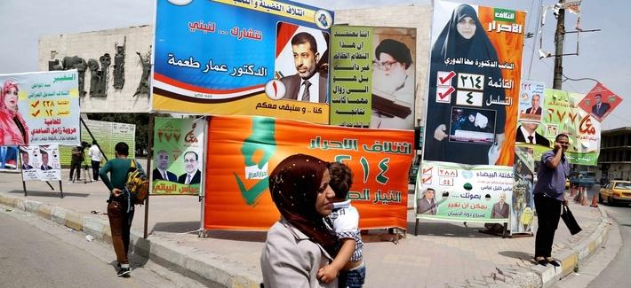 آغاز مرحله اول انتخابات پارلمانی عراق از ۷ اردیبهشت