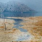 داغ آبهای زیرزمینی بر چهره استان فارس