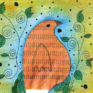 صدای پرندهی درونت را بشنو
