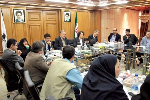 لزوم ارتباط تهران و وین برای توسعه شهری باکیفیت